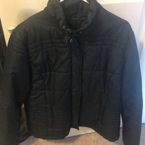 NY and CO lightweight puffer jacket